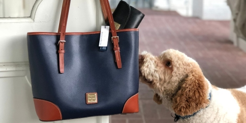Over 60% Off Dooney & Bourke Bags + FREE Shipping