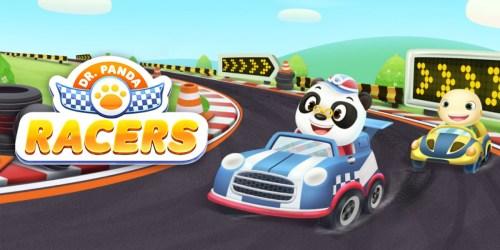 FREE Dr. Panda Racer App (Regularly $3) –  iTunes, Google Play & Amazon