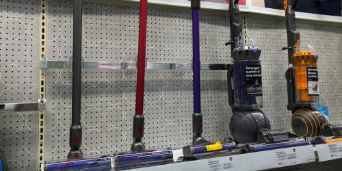 Target: Dyson V6 Cordfree Vacuum as Low as $189.99 (Regularly $300)
