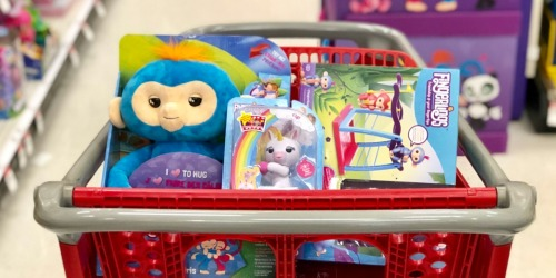 Buy Two, Get One Free Fingerlings Toys at Target = Blind Bags Only $1.99 Shipped & More