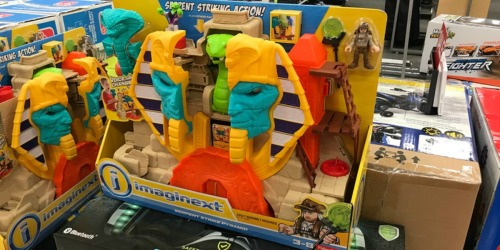 Fisher-Price Imaginext Serpent Strike Pyramid Only $14.99 Shipped for Kohl's Cardholders