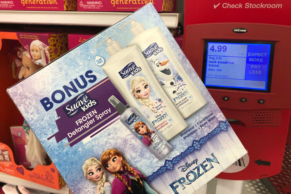 frozen gift set