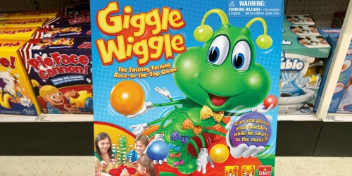 Giggle Wiggle Game Only $8.88 Shipped (Regularly $25)