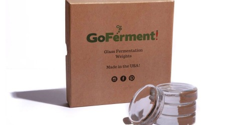 Amazon: Go Ferment! Glass Fermentation Weights 4-Pack Just $10 Shipped