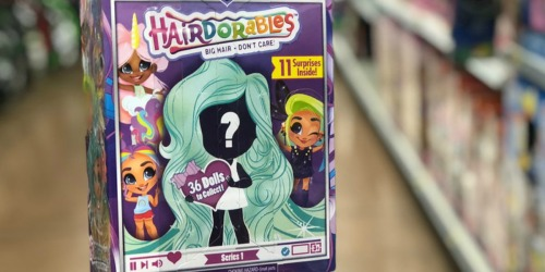 Hairdorables Surprise Doll & Accessories Just $9.88 Shipped (Regularly $15)