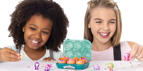 Amazon: Hatchimals CollEGGtibles Hatch and Seek 6-Pack Egg Carton Only $3.99 Shipped (Regularly $13)