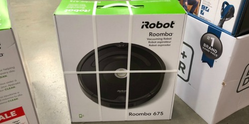 iRobot Roomba 675 Robotic Vacuum Possibly Only $149 at Lowe's (Regularly $300+)