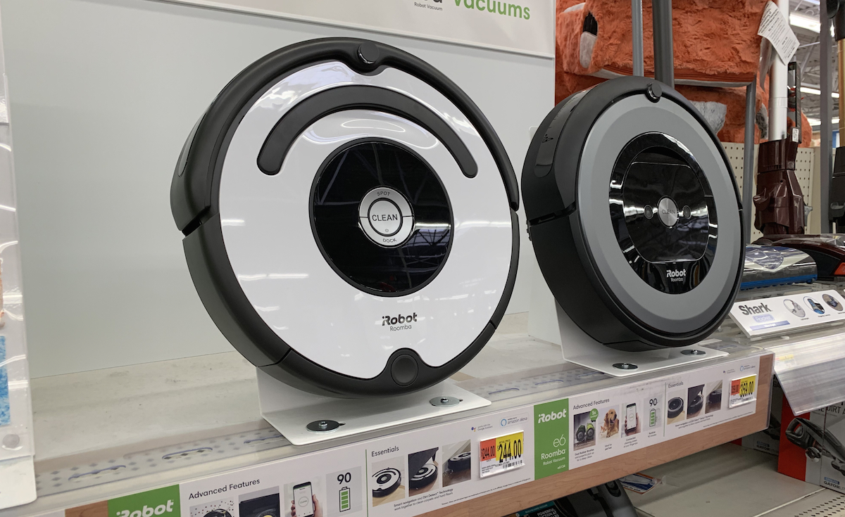 best top quality gifts – iRobot roomba 670