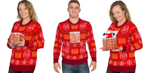 75% Off Ugly Christmas Sweaters, Leggings, & More + FREE Shipping