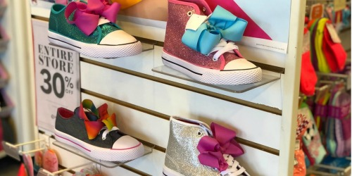 Up to 65% Off JoJo Siwa Shoes (Sandals, High-Tops, Sneakers & More)