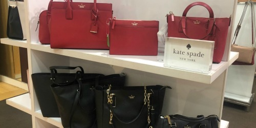 Over 65% Off Kate Spade Handbags, Wallets, & More