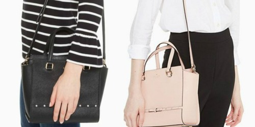 Kate Spade Leather Satchel Just $89 Shipped (Regularly $329)