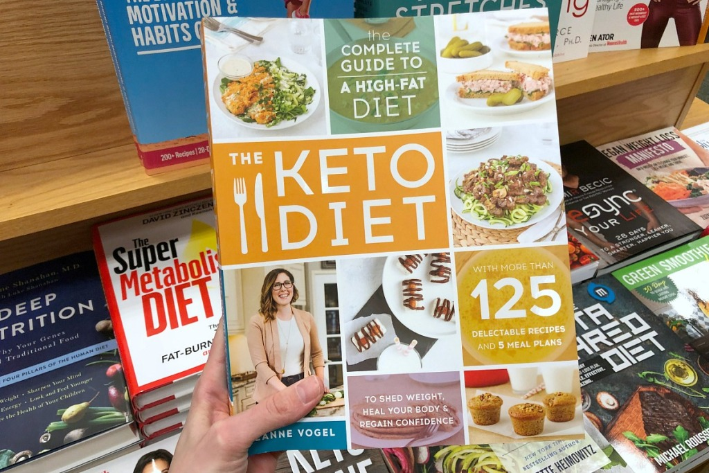 keto gift guide — the keto diet book