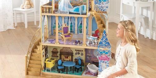 Amazon Exclusive: KidKraft Disney Princess Royal Dreams Dollhouse Only $95.99 Shipped (Regularly $190)