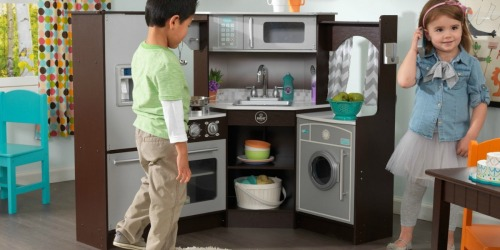 KidKraft Ultimate Corner Play Kitchen w/ Lights & Sounds Only $124.99 Shipped (Regularly $150)
