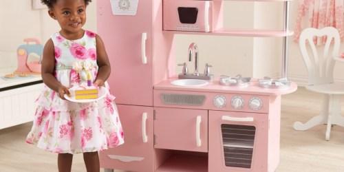 KidKraft Vintage Play Kitchen Just $69.88 Shipped (Regularly $130)