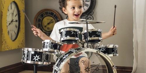 Kids 11-Piece Drum Set Just $24.99 Shipped (Regularly $67)