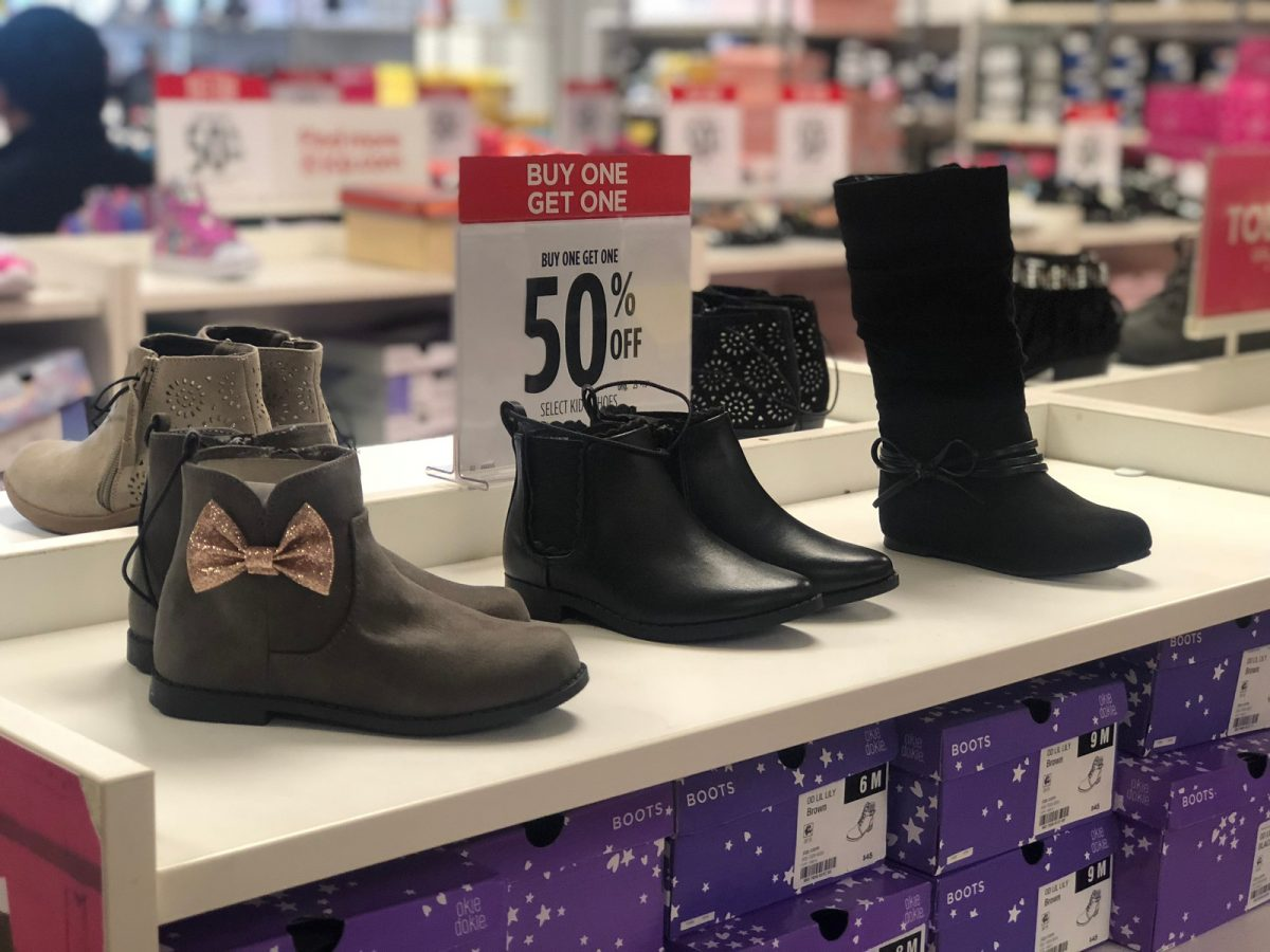 052015da0edd Buy three Okie Dokie Girl s Boots  45 each. Total    135. Total After Buy 1    Get 2 Free Sale    45. Final cost  45 total – just  15 per pair!