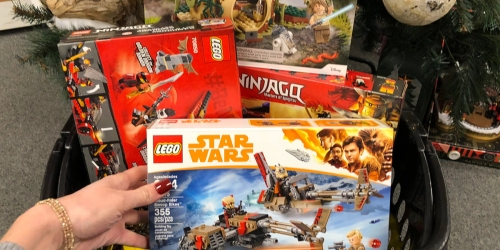 Nice Savings on LEGO Sets at Kohl's + FREE Picture with Santa on 12/9