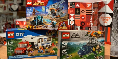 Nice Savings On LEGO Sets + FREE Shipping For Kohl's Cardholders