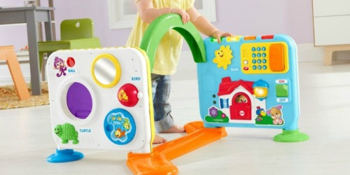 Fisher-Price Laugh & Learn Crawl-Around Learning Center Only $19.99 Shipped (Regularly $50)