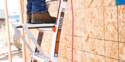 Little Giant Ladders Platform Only $23.99 Shipped at Lowe's