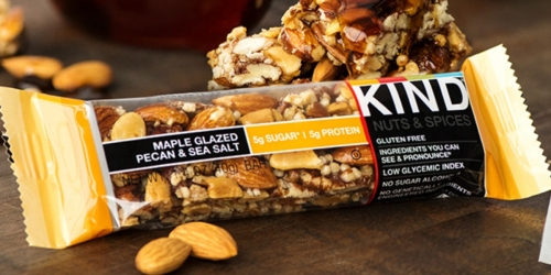Amazon: KIND Bars 12-Pack Only $9.75 Shipped (Just 81¢ Per Bar)