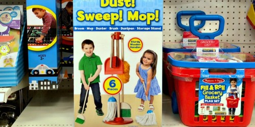 Amazon: Melissa & Doug Let's Play House 6-Piece Set Only $17.99 Shipped (Regularly $30)