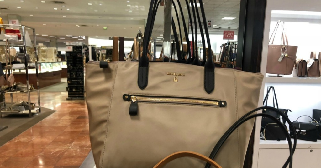 5f96980be Michael Kors Large Tote Only $58.93 Shipped (Regularly $148) + More at  Macy's