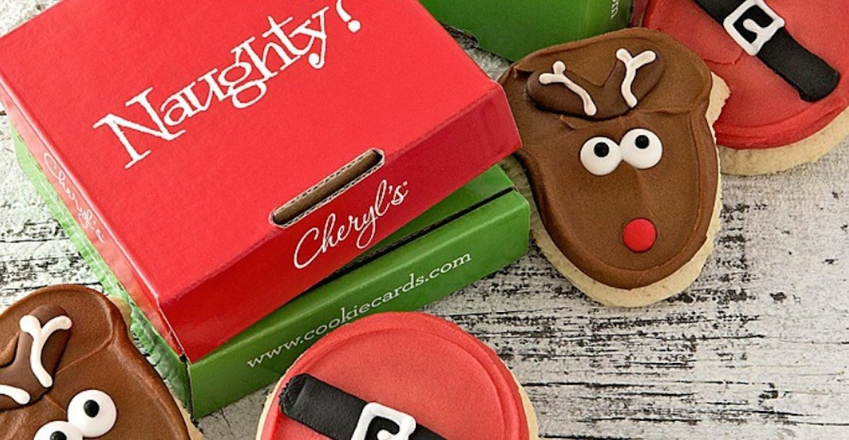 ultimate gift guide ideas under 25 — Cheryls cookie card delivery