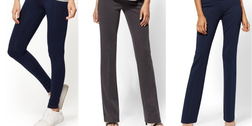New York & Company Women's Pants Only $9.99 (Regularly $27+)