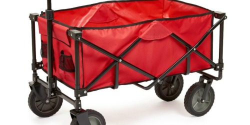 Sport Wagon w/ Removable Bed Only $29 Shipped (Regularly $70)