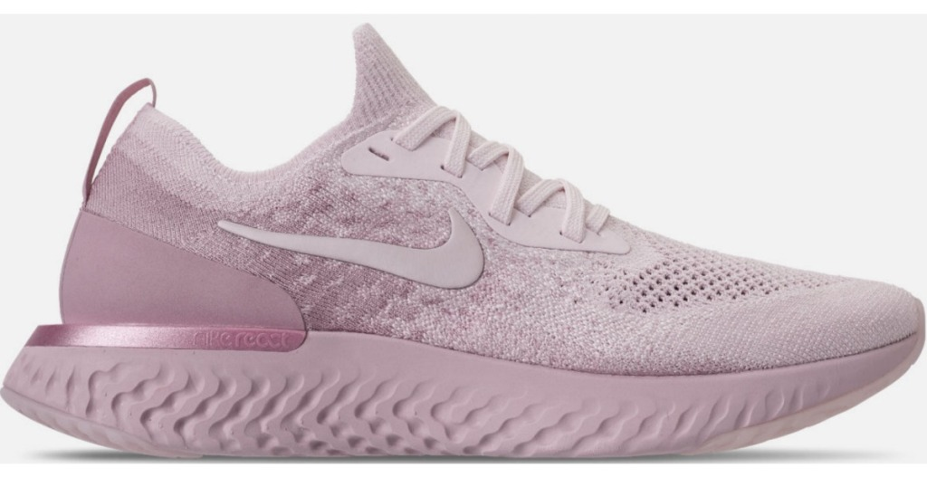 1bbd6c335ade5 Nike Men s Epic React Flynit Running Shoes in Black White Red Orbit  80  (regularly  150) Use the promo code CA1210OFF60 ( 10 off  60)