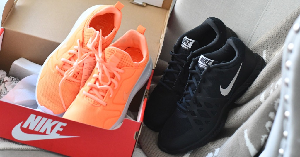 97e2616ffa17 Up to 50% Off Nike Sneakers + Free Shipping - Hip2Save