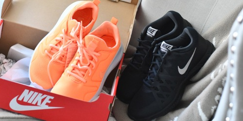 Up to 50% Off Nike Sneakers + Free Shipping