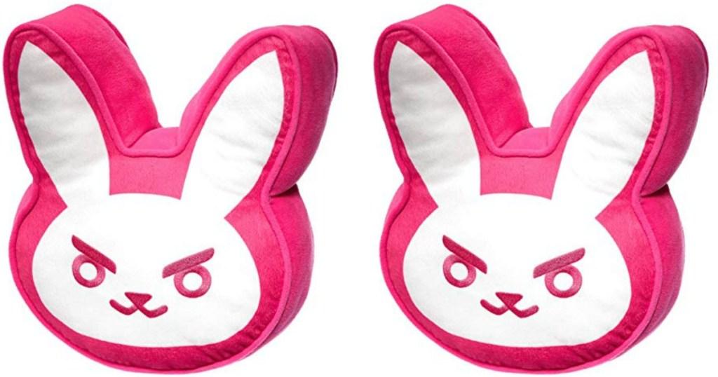 Gamestop: Overwatch D Va Bunny Pillow Only $10 (Regularly