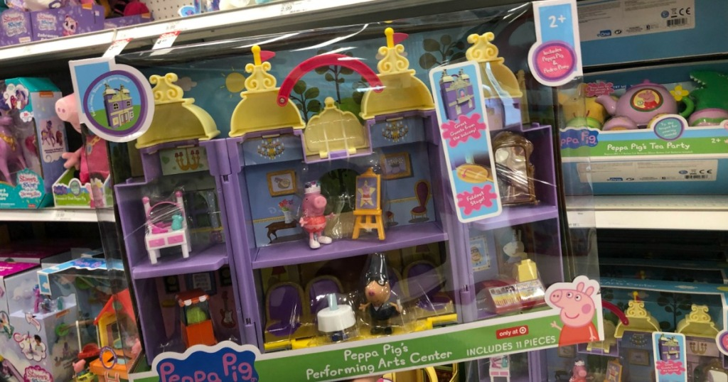 b37a070a3 Target: Peppa Pig's Performing Arts Center Playset Only $26.24 (In-Store &  Online)