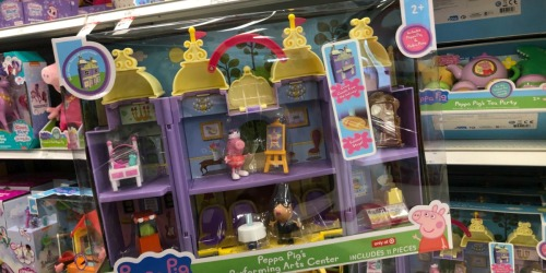 Target: Peppa Pig's Performing Arts Center Playset Only $26.24 (Regularly $35) In-Store & Online