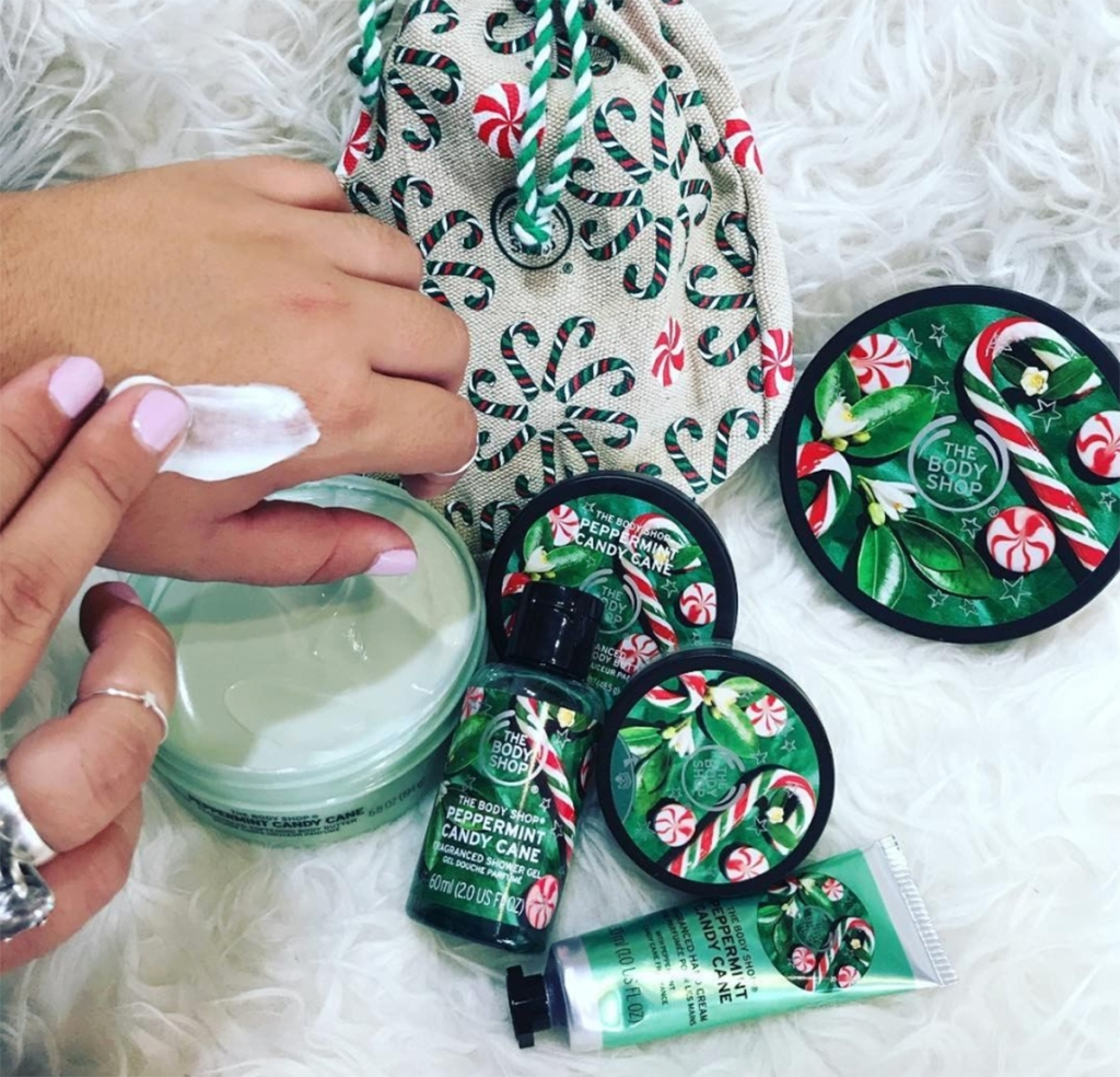 The Body Shop Hot Deals On Gift Sets Body Butters Bath Bombs