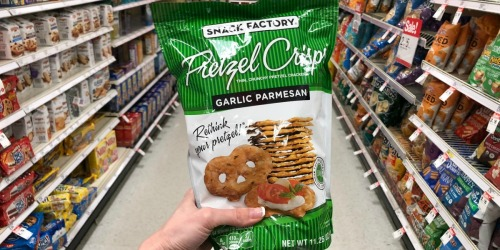 NEW $1/2 Pretzel Crisps Products Coupon