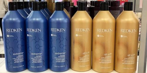 Beauty Brands Liter Bottles Only $11.49 (Regularly $30) + Free Sample Bag