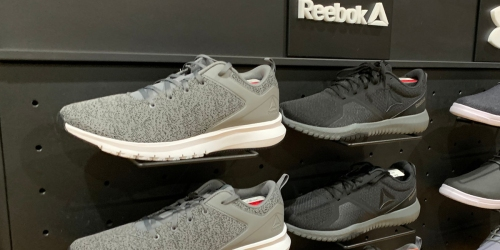 Up to 60% Off Reebok Sneakers + FREE Shipping