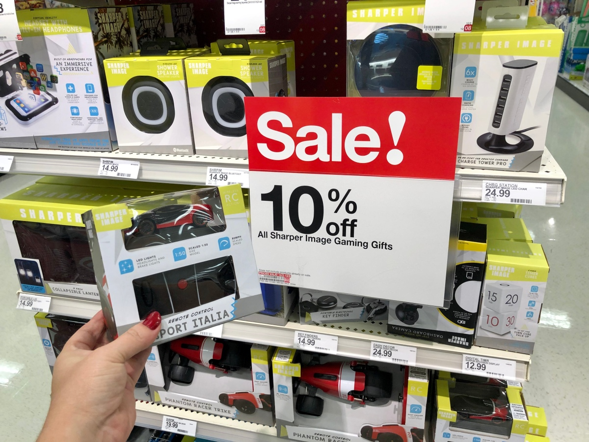 Up To 45 Off Sharper Image Items At Target Smore Maker Warming