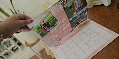 Possible FREE Shutterfly Wall Calendar for Gymboree Email Subscribers (Check Inbox)