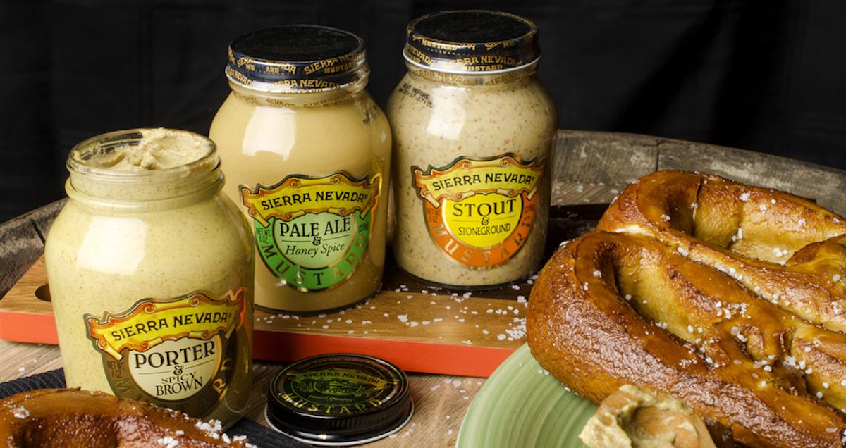 ultimate gift guide ideas under 25 — sierra nevada mustard gift set