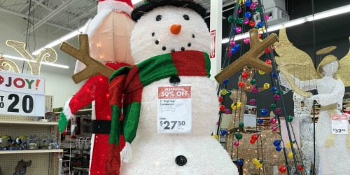 50% Off Christmas Clearance at Big Lots (In-Store & Online)