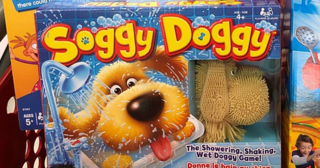 Amazon: Soggy Doggy Interactive Board Game Only $9.88 Shipped