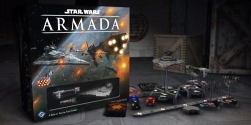 Star Wars Armada Board Game Just $45.99 Shipped (Regularly $100)