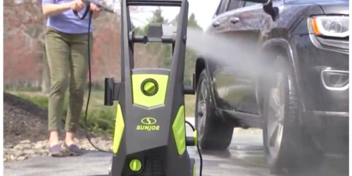 Amazon: Sun Joe Brushless Induction Electric Pressure Washer Only $159 Shipped