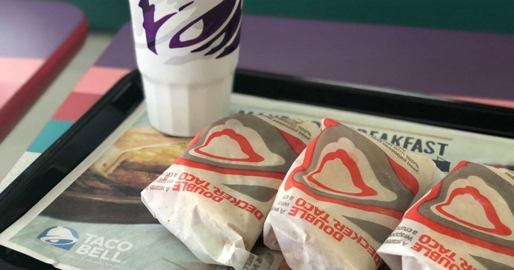 FREE Grilled Breakfast Burrito w/ ANY